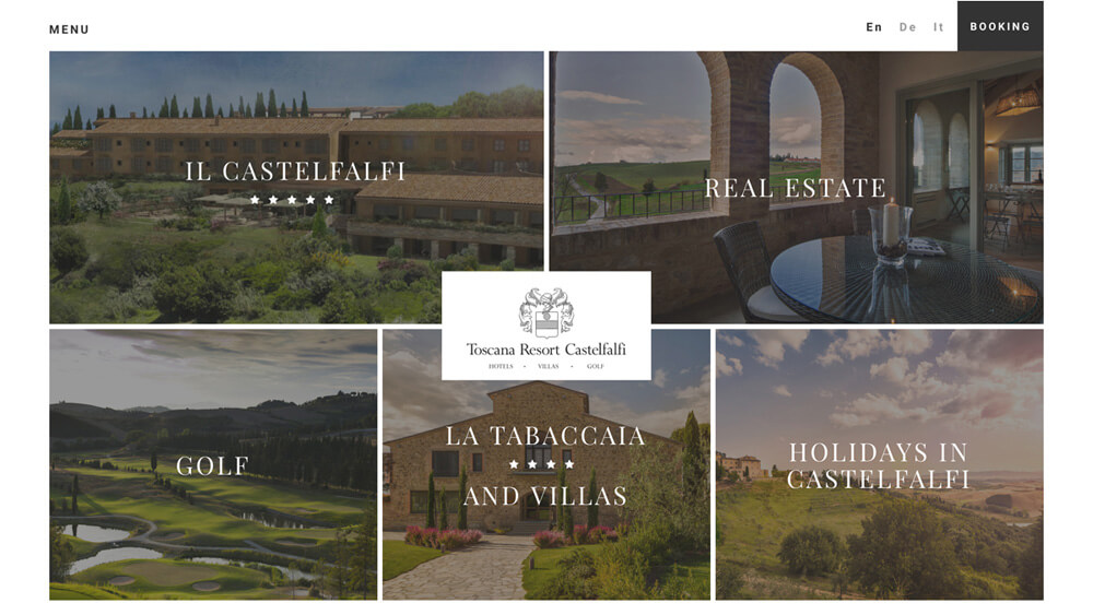 Luxury Resort in Tuscany | Toscana Resort Castelfalfi