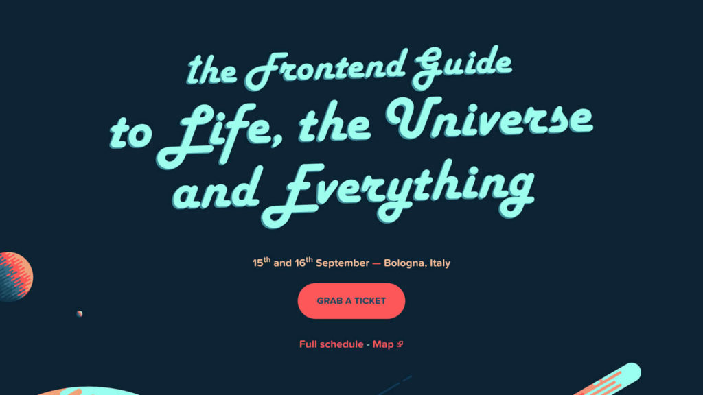 The frontend guide to life, universe and everything