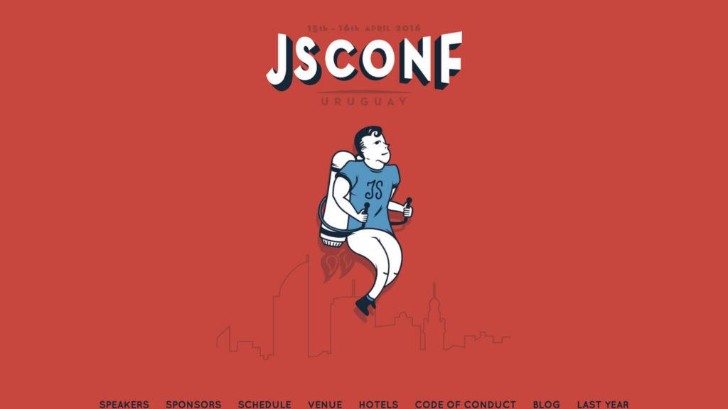JSConf Uruguay 2016 – Montevideo, April 15th-16th