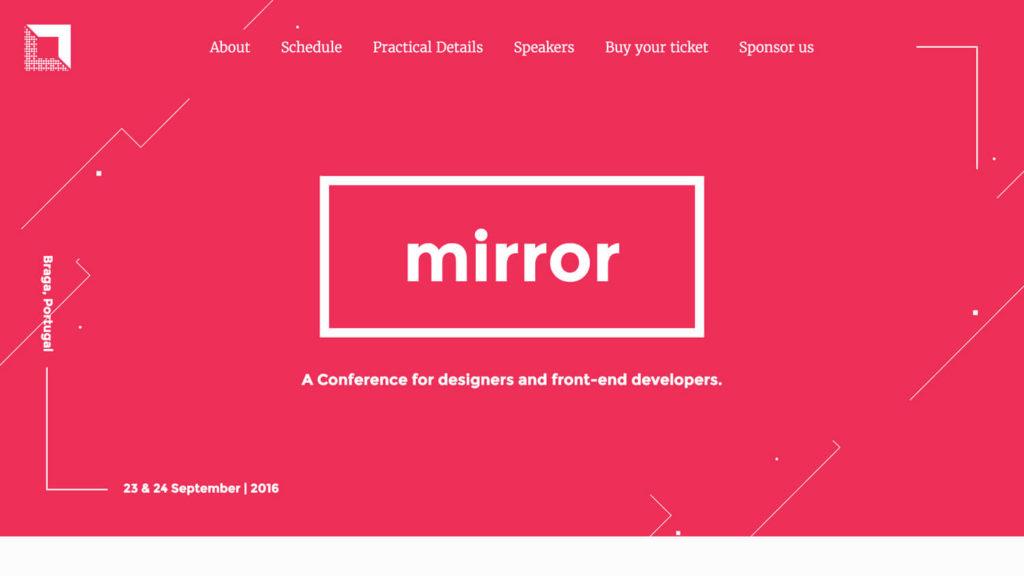 Mirror Conf
