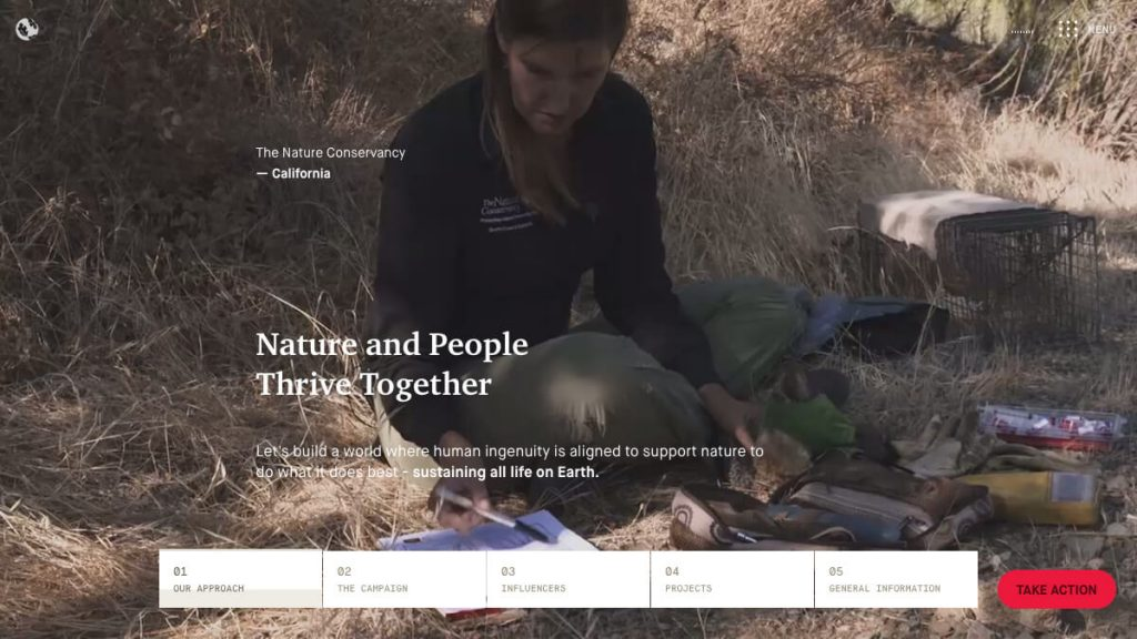 The Nature Conservancy – California