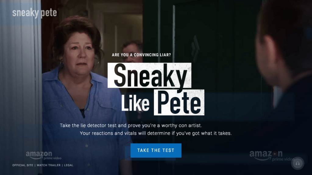 Are You Sneaky Like Pete?