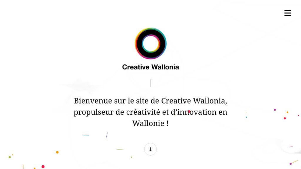 Creative Wallonia – Nos actions