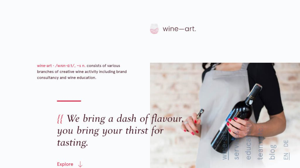 wine•art — Wine consultancy based in Zurich