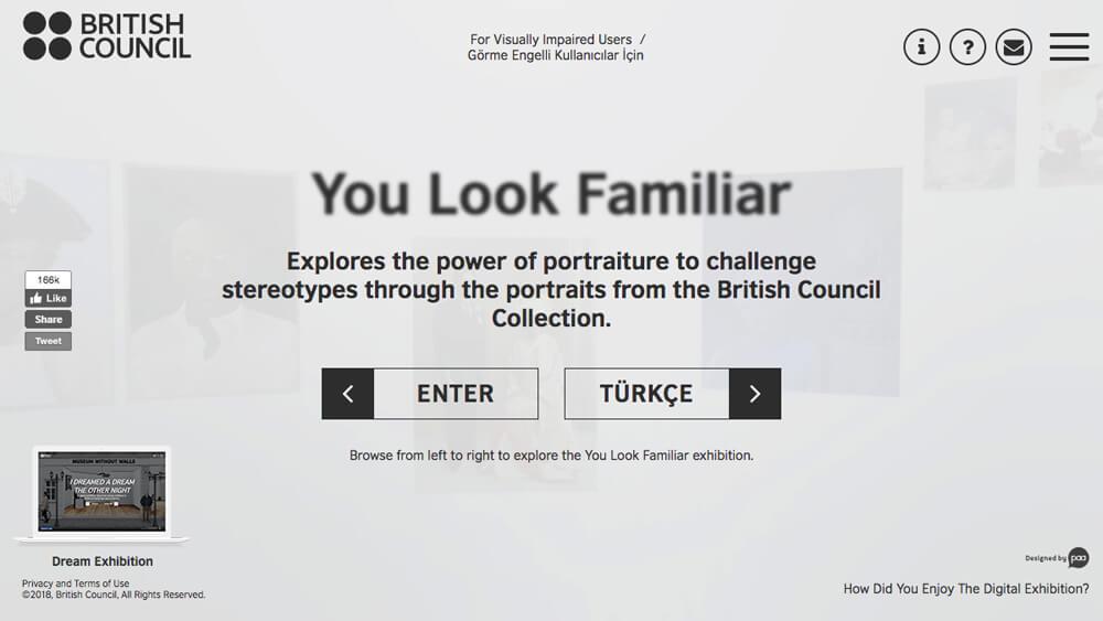 You Look Familiar | British Council