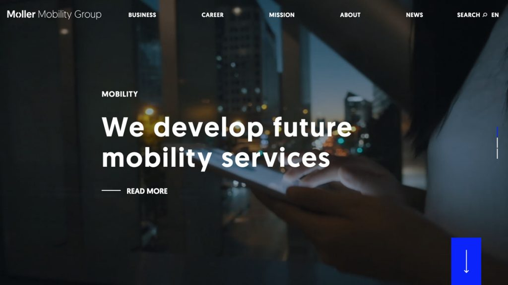 Business – Møller Mobility Group