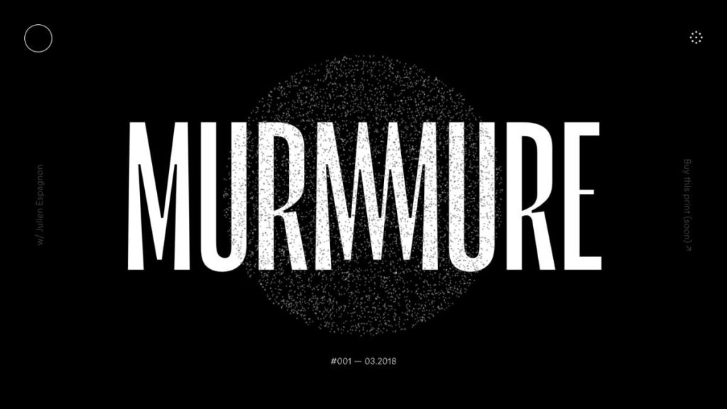 Murmure – French creative agency located in Caen and Paris