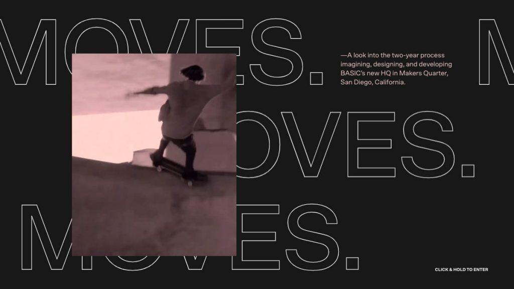 BASIC — MOVES