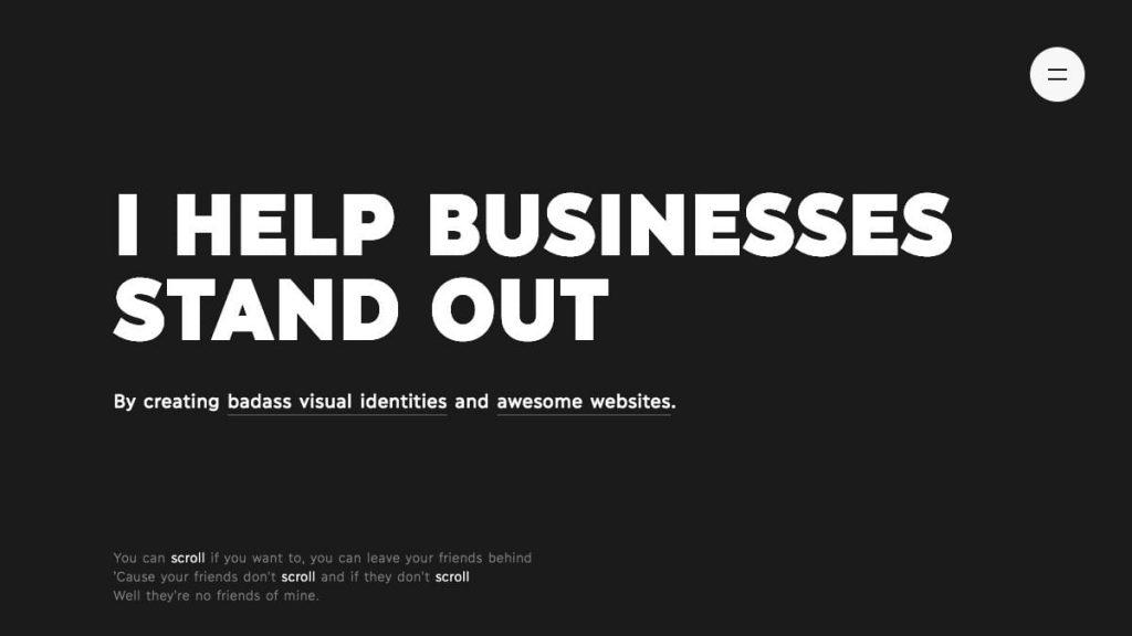 Jomor Design | Branding & Websites | Montreal