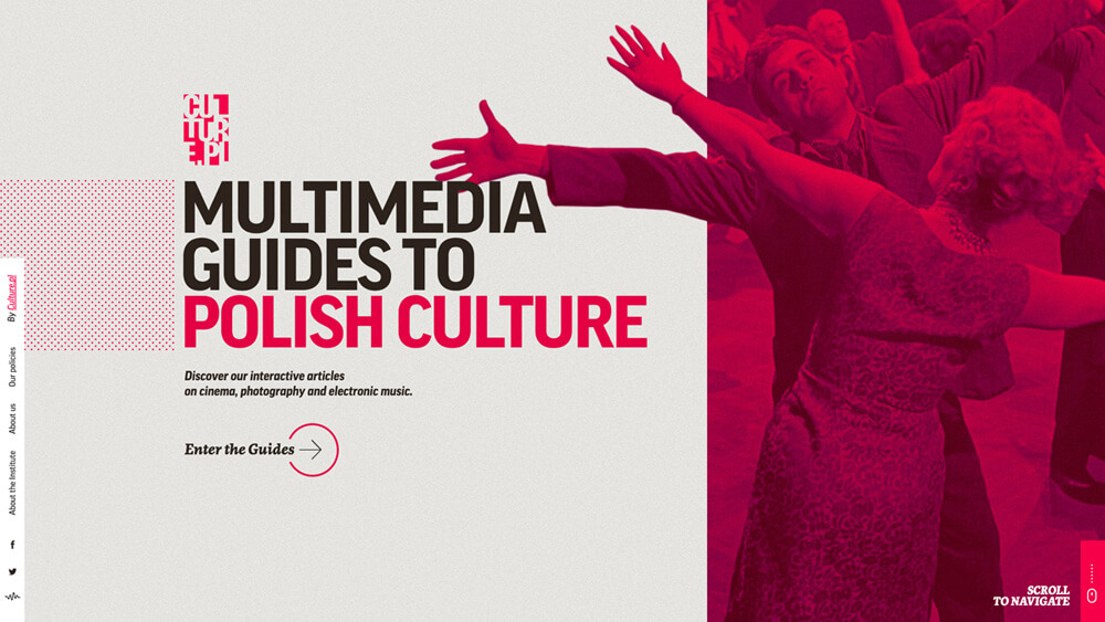 Multimedia Guides to Polish Culture / culture.pl