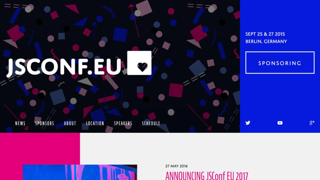 JSConf EU 2015