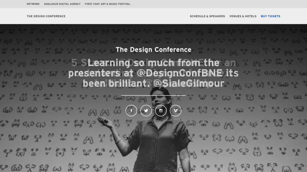 The Design Conference