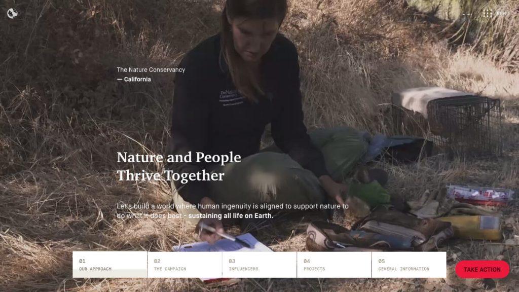 The Nature Conservancy – California