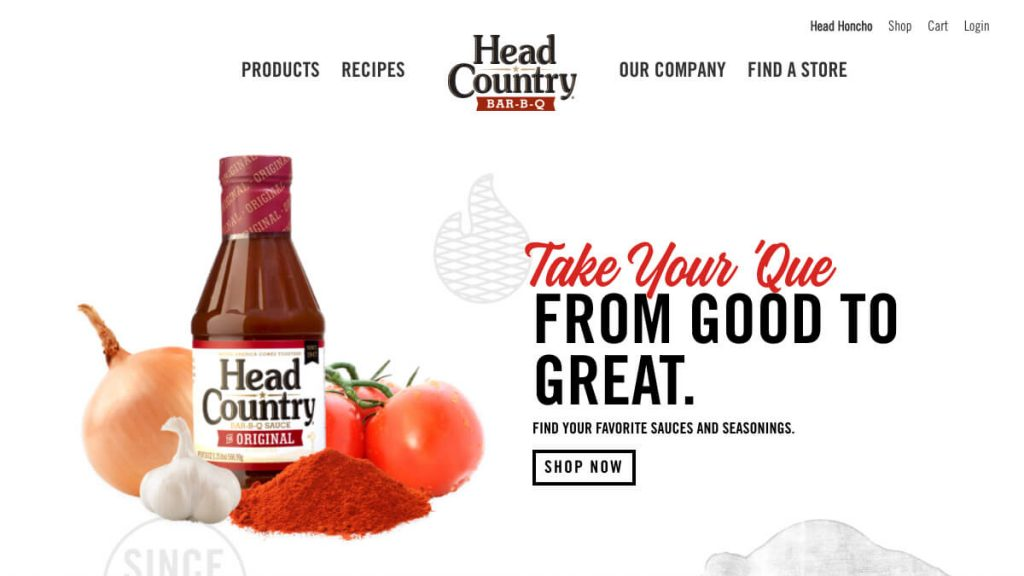 Head Country | Front Page