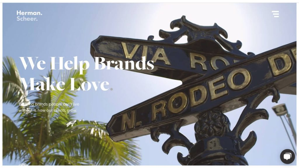 Herman-Scheer | We Help Brands Make Love