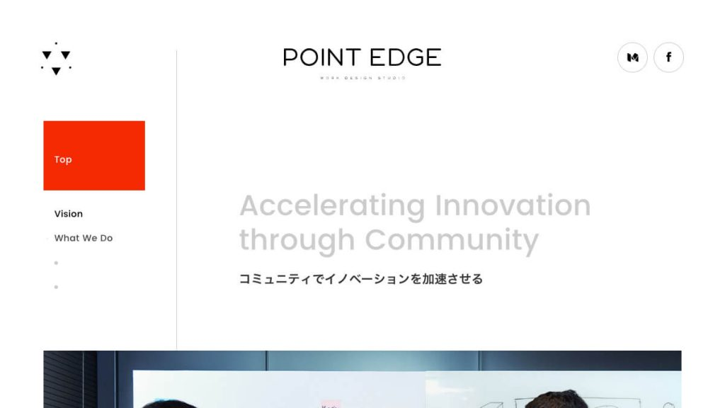 POINT EDGE, Inc.