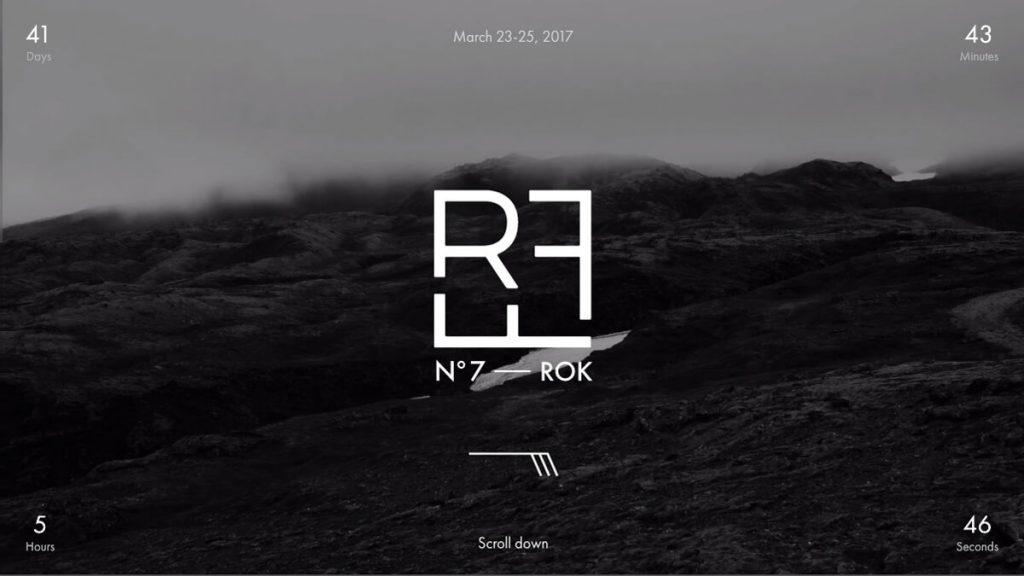 RFF — Reykjavik Fashion Festival