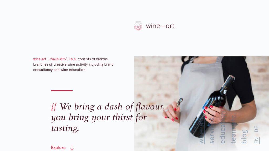 wine•art — Wine consultancy based in Zurich