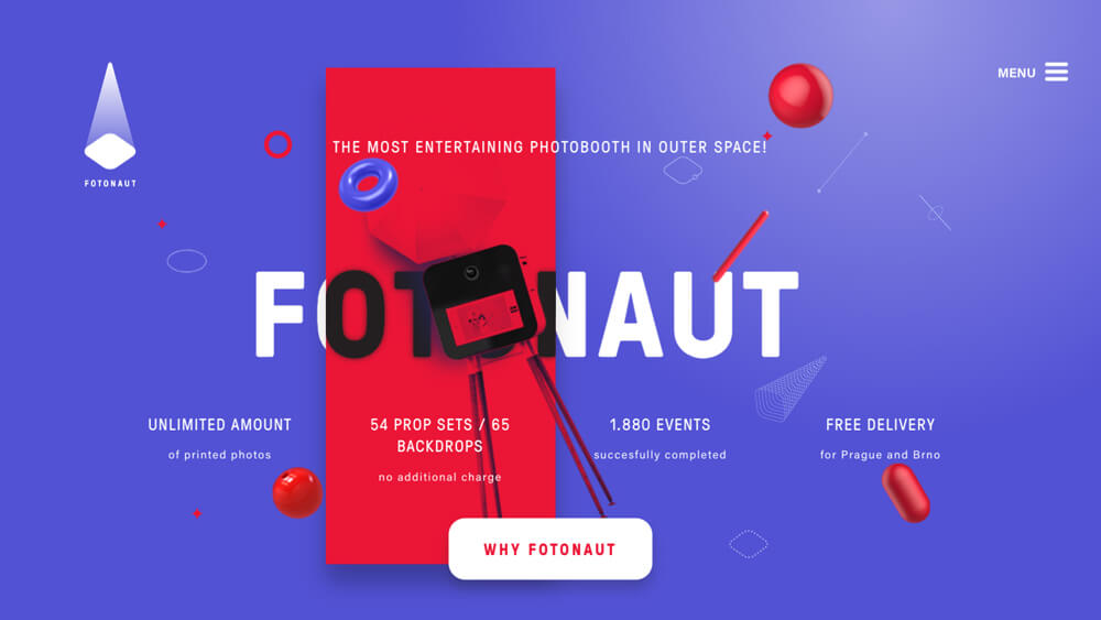 Fotonaut –   The most entertaining photobooth in outer space