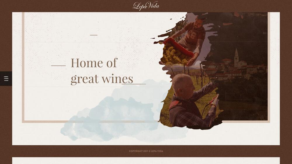 Lepa Vida boutique winery – Vipava valley – Slovenia