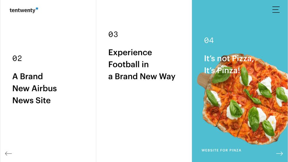 Apps, Webdesign, E-commerce & E-marketing | TenTwenty | Dubai UAE