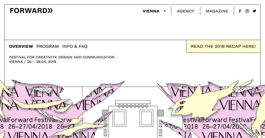 Vienna / Forward Festival – Vienna, Munich, Zurich