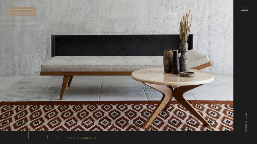 Anaktae — Architecture, Interior Decoration and Product Design