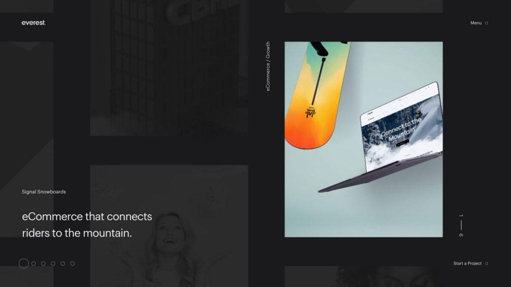 Everest   Digital Agency   Design, Development & Branding