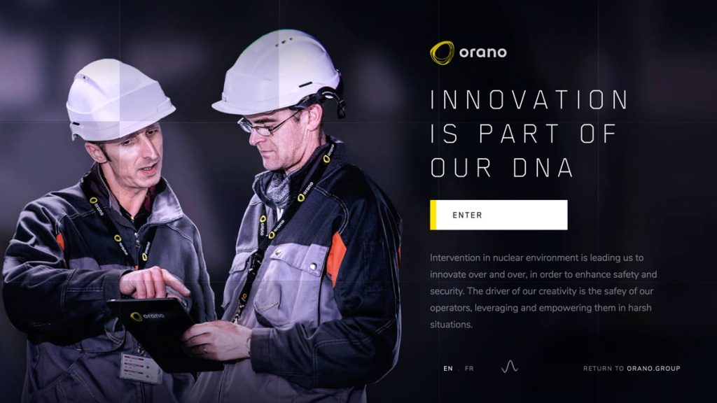 Orano Innovations