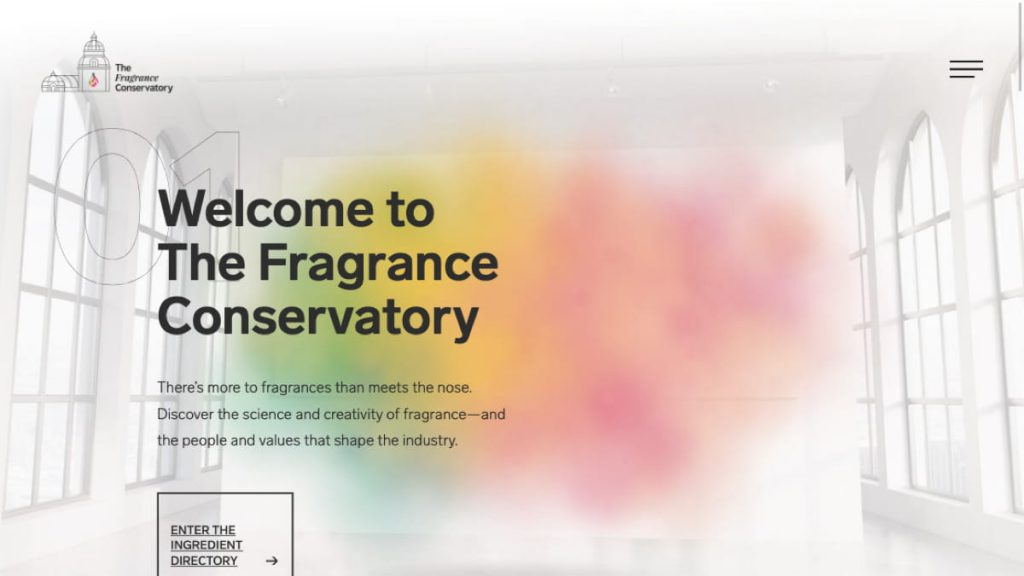 The Fragrance Conservatory